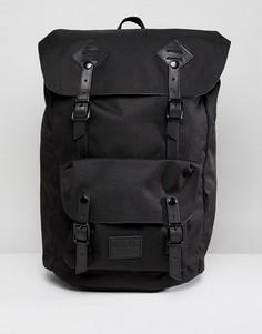 Черный рюкзак Doughnut American Vintage - Черный