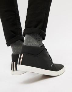 Кроссовки средней высоты Jack & Jones - Черный