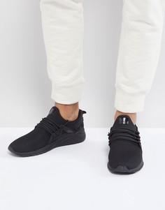 Черные кроссовки Certified London - Черный