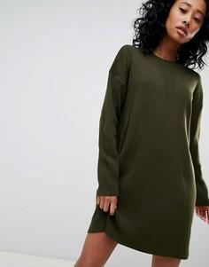 653cab3e4c7 Купить женские платья с длинным рукавом оверсайз в интернет-магазине ...