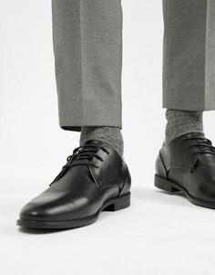 Черные строгие туфли Burton Menswear - Черный