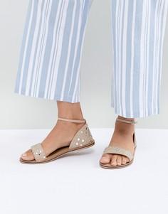 Розовые сандалии Accessorize Marissa - Розовый