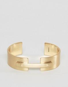 Позолоченный браслет Pilgrim - Серебряный