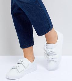 Кроссовки с бантиками ASOS DITZY - Белый