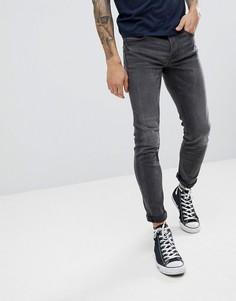 Серые зауженные джинсы Only & Sons - Серый