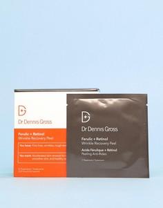Восстанавливающий пилинг против морщин Dr Dennis Gross Ferulic+Retinol - Бесцветный