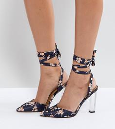Туфли на высоком каблуке ASOS PIANO - Мульти