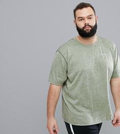 Зеленая футболка с логотипом Columbia PLUS Zero Rules - Зеленый