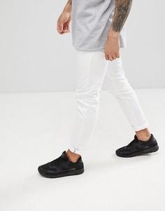 Белые джинсы скинни Antony Morato - Белый