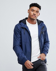 Темно-синяя легкая куртка Blend - Темно-синий