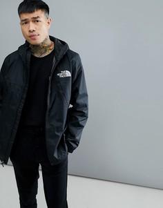 Черная водонепроницаемая куртка с капюшоном The North Face 1990 Mountain Q - Черный