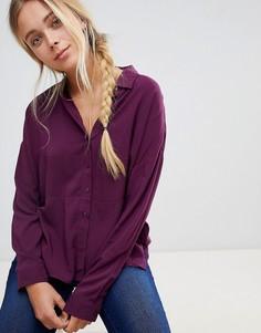 Рубашка JDY - Фиолетовый