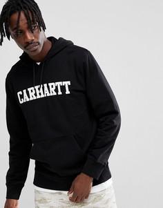 Худи черного цвета Carhartt WIP - Черный