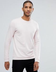 Розовый свитшот Tom Tailor - Розовый