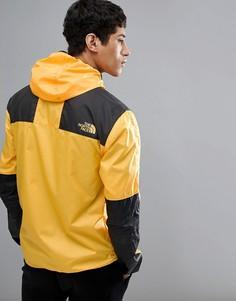 2-цветная куртка The North Face 1985 Mountain - Желтый/Черный - Желтый