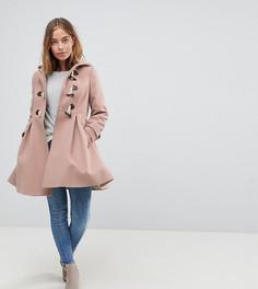 Дафлкот ASOS PETITE - Розовый