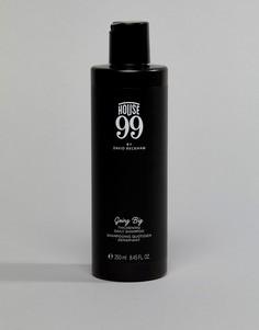 Шампунь для ежедневного применения House 99 Going Big - 250 мл - Бесцветный