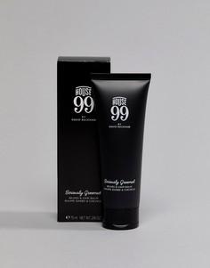 Бальзам для волос и бороды 75 мл House 99 Seriously Groomed - Бесцветный