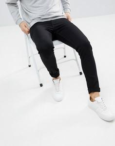 Черные джинсы скинни Weekday Form Stay - Черный