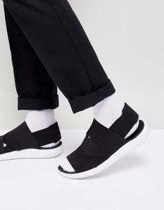 Сандалии-кроссовки с черными ремешками ASOS - Черный