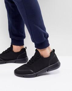 Черные кроссовки ASOS - Черный