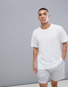 Белая футболка adidas ZNE 2 CE9552 - Белый