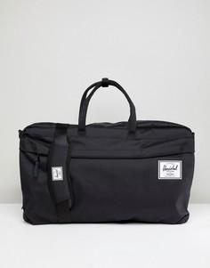 Дорожная сумка Herschel Supply Co Winslow - 28 л - Черный
