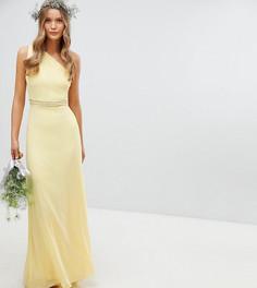 Платье макси TFNC - Желтый