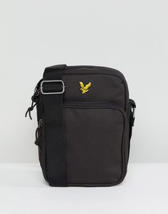 Черная сумка для полетов Lyle & Scott - Черный