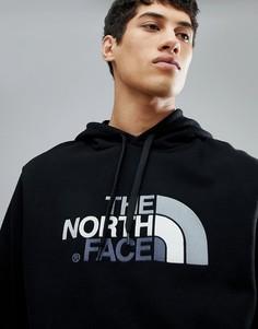 Черный худи The North Face Drew Peak - Черный