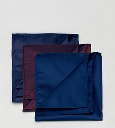 3 платка для нагрудного кармана Devils Advocate - Мульти