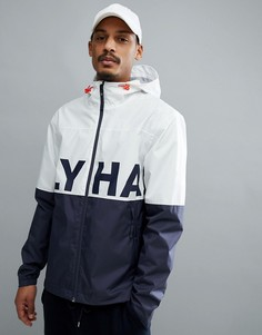Сине-белая куртка с логотипом Helly Hansen Amaze - Белый