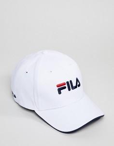 Белая бейсболка Fila Humphrey - Белый