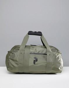 Темно-зеленая сумка Peak Performance - Зеленый