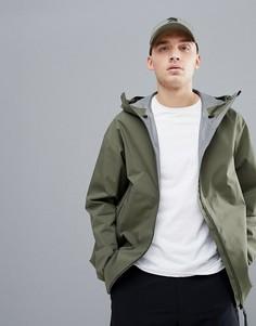 Темно-зеленая куртка Peak Performance Prime - Зеленый