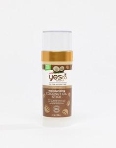 Увлажняющее масло с экстрактом кокоса в формате стика Yes To Coconuts - Бесцветный
