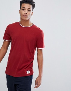 Красная футболка Abercrombie & Fitch - Красный
