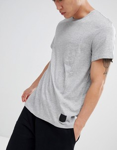 Футболка с карманом Cheap Monday - Серый