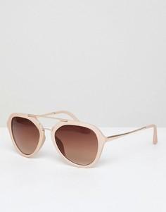 Большие солнцезащитные очки AJ Morgan - Черный