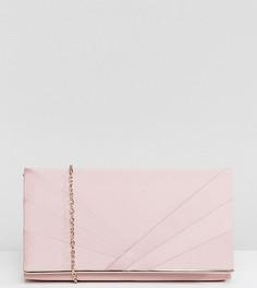 Розовый клатч Accessorize Kate - Розовый