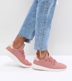 Розовые кроссовки adidas Originals Pharrell Williams Tennis Hu - Розовый