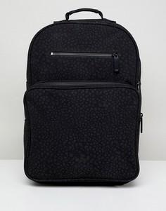 Черный фактурный рюкзак adidas Originals CE5628 - Черный