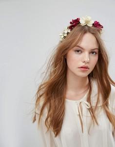 Заколка для волос с цветочной отделкой Her Curious Nature - Мульти