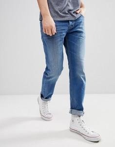 Синие джинсы Diesel Larkee - Синий
