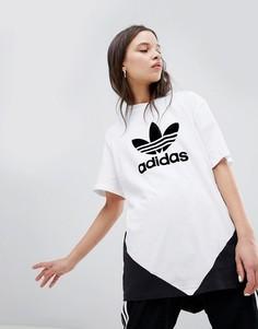 Футболка с логотипом adidas Originals Colorado - Черный