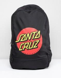 Черный рюкзак Santa Cruz - Черный