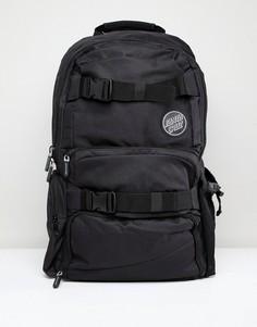 Черный рюкзак Santa Cruz Voyager 2 - Черный