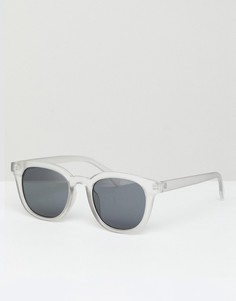 Солнцезащитные очки в прозрачной оправе Jeepers Peepers - Черный