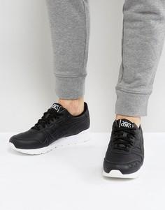 Черные кроссовки Asics Gel-Lyte HL7W3 9090 - Черный