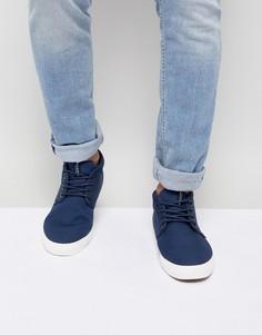 Кроссовки средней высоты Jack & Jones - Темно-синий